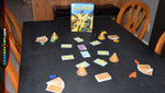 Costa Ruana Card Game Overview image