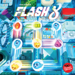 Flash 8 Review | Board Game Quest image