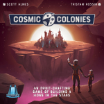 Cosmic Colonies Review | Board Game Quest image