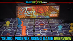 Tsuro: Phoenix Rising Tile-Laying Game Overview image