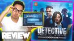 Detective: A Modern Crime Board Game - Season One | Shelfside Review image