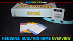 Hedbanz Adulting Party Game Overview image