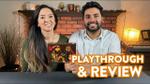 Café playthrough and review image
