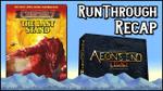 Aeon's End Legacy ➤ Chapter 7 • Runthrough Recap【ツ】The Mountain Gamer image