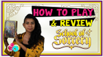 School of Sorcery   How to play in less than 4 minutes & review   Become the greatest wizard image