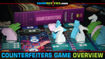 Counterfeiters Worker Placement Game Overview image