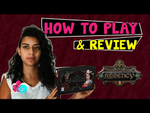 Regency   How to play & review   Ready to become the most (in)famous Regent?   Live on Kickstarter image