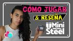 MiniSteel   Cómo jugar & reseña   Una pequeña caja llena de posibilidades  Disponible en Kickstarter image