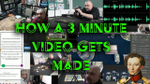 How a 3 minute board game video gets made image