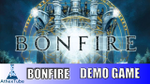 Bonfire Board Game Demo - Teaching Game plus 75% playthrough image