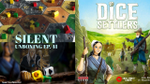 Silent Unboxing Ep. 41 -- Dice Settlers + Western Sea image