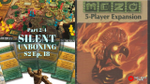 Silent Unboxing Season 2 Ep 18 (2 of 4) -- Mezo 5th Player Expansion image