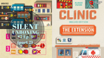 Silent Unboxing Season 2 Ep. 9 (Part 2) -- Clinic (Deluxe Edition): Extensions image