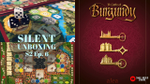 Silent Unboxing S2 Ep. 6 -- Castles of Burgundy (20th Anniversary Edition) image