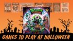 Zombie Tsunami Board Game Overview image