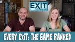 Exit: The Game Comparison and All 17 Ranked image