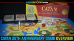 Catan 25th Anniversary Edition Game Overview image