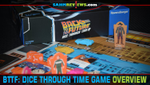 Back to the Future: Dice Through Time Dice Game Overview image