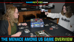 The Menace Among Us Board Game Overview image