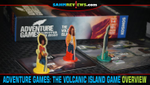 Adventure Games: The Volcanic Island Story Game Overview image
