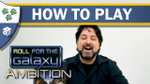How to Play Roll for the Galaxy: Ambition - Nights Around a Table image