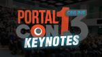 PortalCon KeyNote New Games Announced image