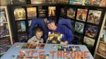 Dice Throne - Marcum Family Gaming - 2-Player Gameplay image