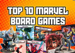 Top 10 Marvel Board Games | Board Game Quest image