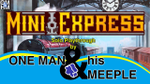 Mini Express -- solo playthrough by One Man and his Meeple image