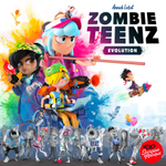 Zombie Teenz Evolution Review | Board Game Quest image