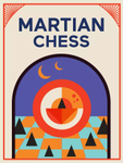 Martian Chess Review | Board Game Quest image