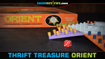 Thrift Treasure: Orient 3-D Chinese Checkers Game image