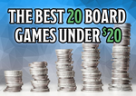 The Best 20 Board Games Under $20 | Board Game Quest image