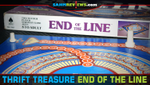 Thrift Treasure: End of the Line Board Game image