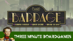 Barrage in about 3 minutes - YouTube image