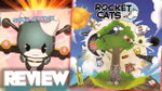 Rocket Cats Review — Team Cats Blasting Off Again - YouTube image