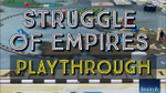 Struggle Of Empires Board Game | Playthrough  image