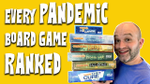 Every Pandemic Board Game Ranked - YouTube image