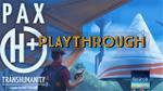 Pax Transhumanity - Playthrough - YouTube image