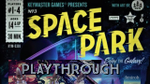 Space Park Board Game | Playthrough image