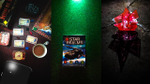 5 EASY Board Game PHOTOGRAPHY IDEAS only using a flashlight image
