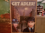 Get Adler! Deduction Card Game Review - The Thoughtful Gamer image