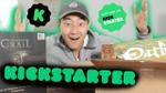 The Kickstarter Addict | Board Gamer Stereotypes image