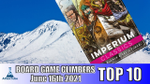 Top 10 Board Game Climbers for Week Ending in June 16th 2021 - YouTube image