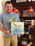 The smile of a man who just received one of the most widely desired board games! Congrats Ben!! image