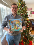 Here's Brian, Our First Two-Time Giveaway Winner! image