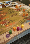 My First Time Playing Viticulture with Tuscany image