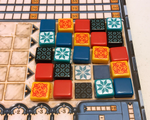 New Year's Day gaming - Azul 115 pts image