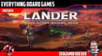Lander: Kickstarter Preview image
