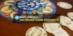 Board Game Atlas Giveaway (Winner on March 15, 2020) image